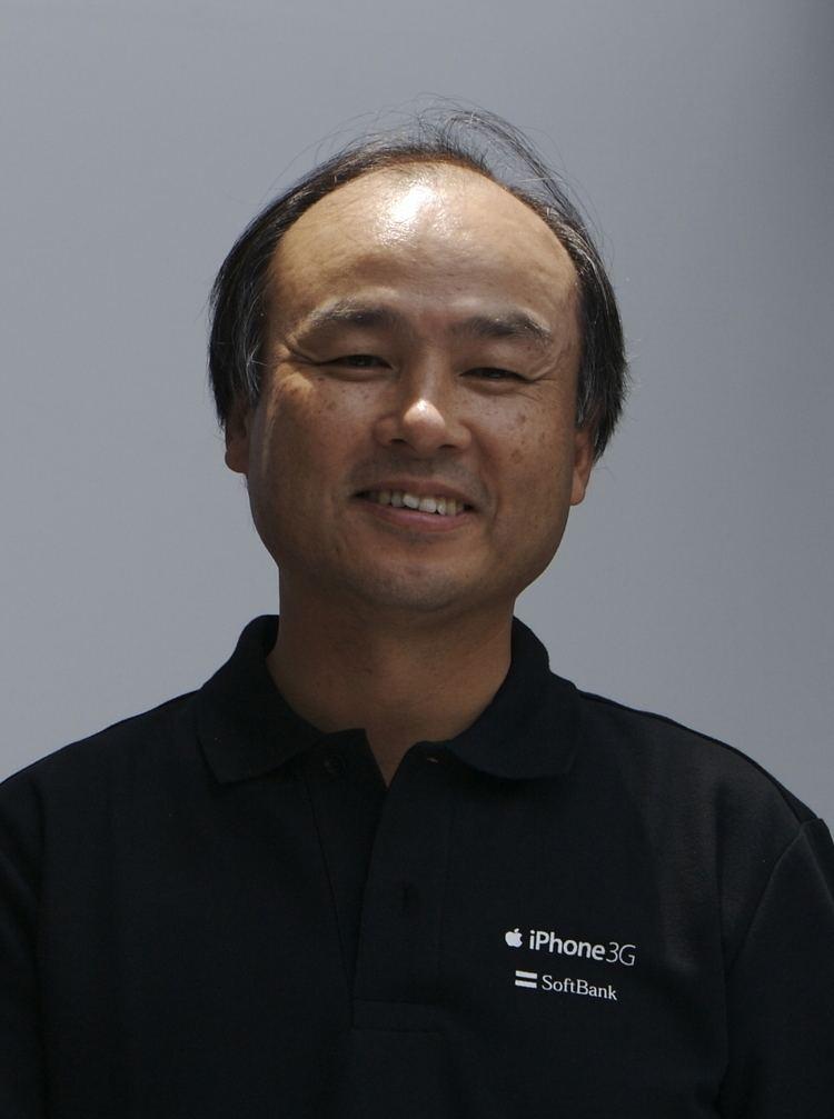Masayoshi Son Masayoshi Son Wikipedia the free encyclopedia