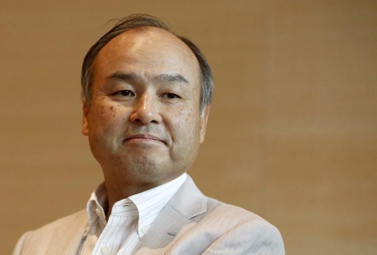 Masayoshi Son Who wants to be a billionaire Son39s SoftBank academy vets