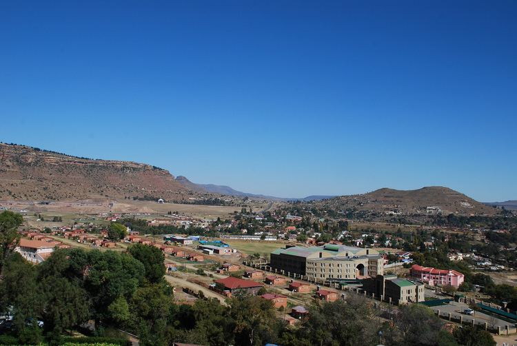 Maseru Beautiful Landscapes of Maseru