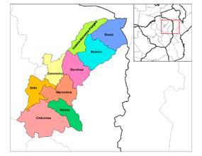 Mashonaland East Province Wikipedia