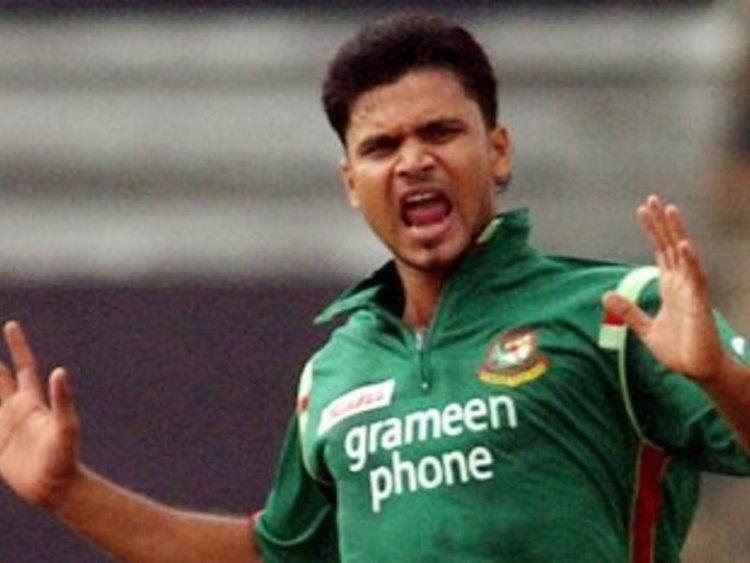 Mashrafe Mortaza (Cricketer)