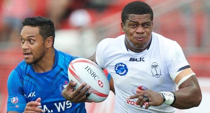 Masivesi Dakuwaqa Shocking Start for Our 7s Giants Fiji Sun