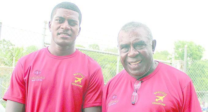 Masivesi Dakuwaqa Fiji Sun Westfield Dragons prop Masivesi Dakuwaqa