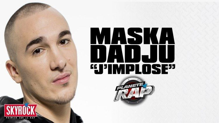 Maska (rapper) Maska feat Dadju quotJ39implosequot en live dans Plante Rap