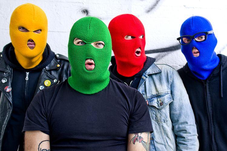 Masked Intruder Interview Masked Intruder Go Beyond the Gimmick Riffyoucom