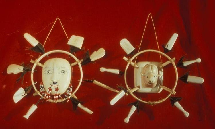 Masks among Eskimo peoples