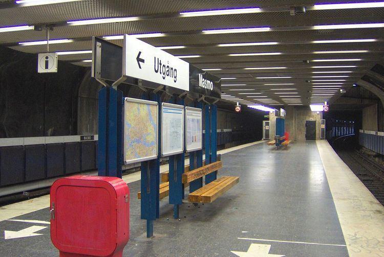 Masmo metro station
