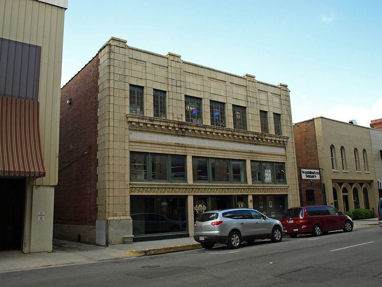 Mason Building