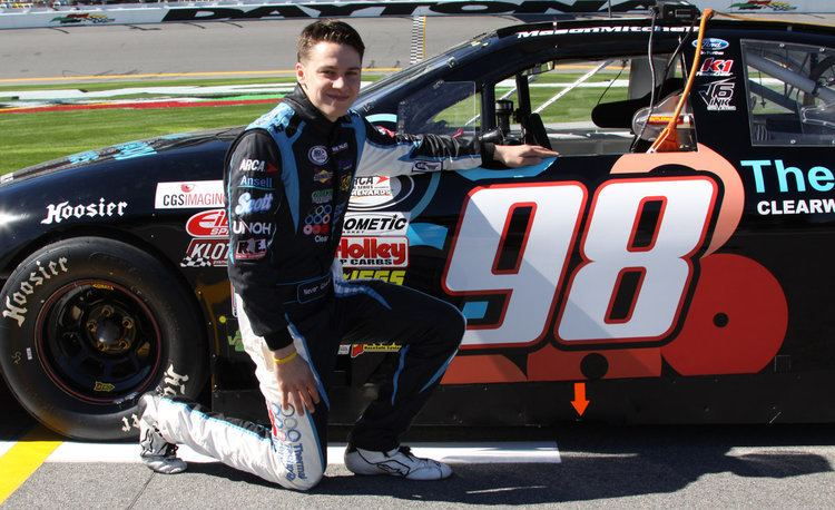 Mason Mitchell In first race with own team Mason Mitchell earns top 10 finish at