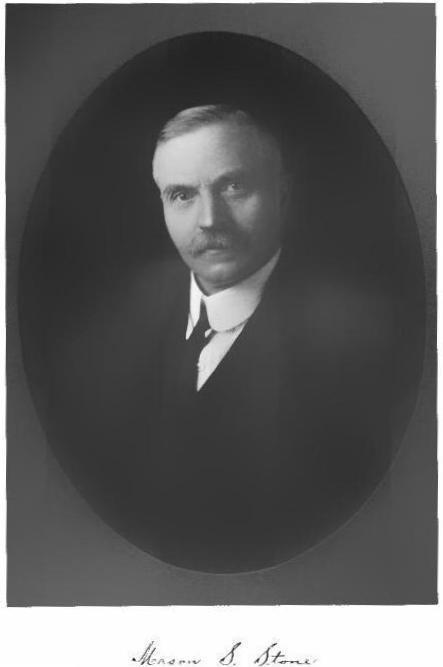 Mason S. Stone