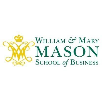 Mason School of Business Mason School of Business