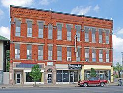 Masonic Temple Building (Cadillac, Michigan) httpsuploadwikimediaorgwikipediacommonsthu