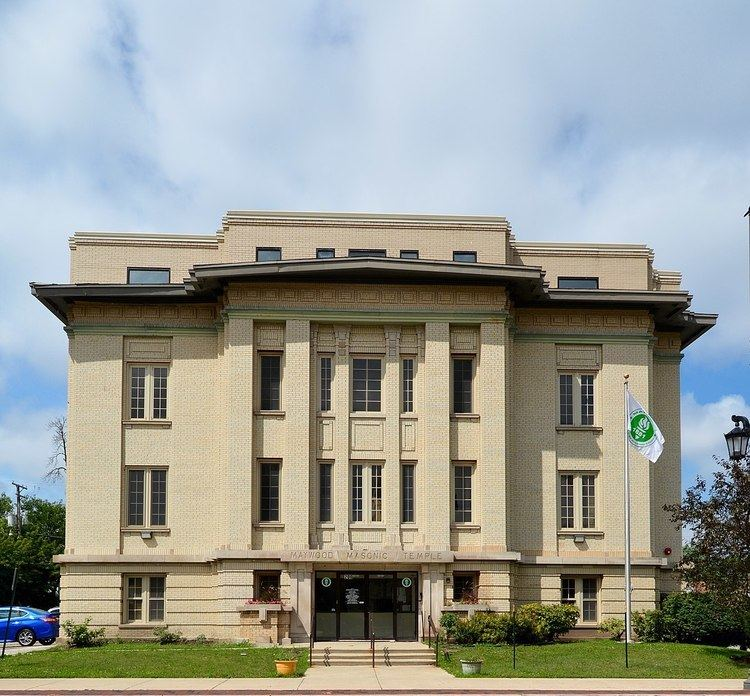 Masonic Temple Building (Maywood, Illinois)