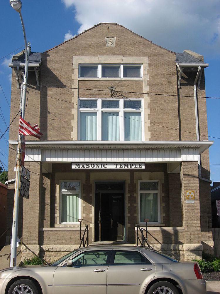 Masonic Temple (Mechanicsburg, Ohio)