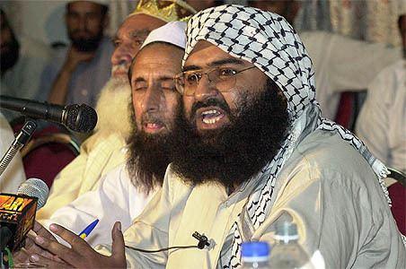 Masood Azhar masoodazharafpstoryjpg
