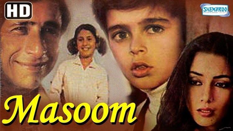 Masoom HD Naseeruddin Shah Shabana Azmi Urmila Matondkar