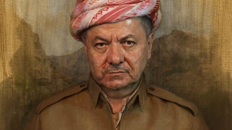 Masoud Barzani TIME Person of the Year 2014 RunnerUp Massoud Barzani