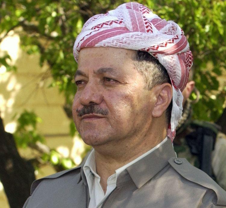 Masoud Barzani kurdistanregionpresidentmasoudbarzanimbjpg