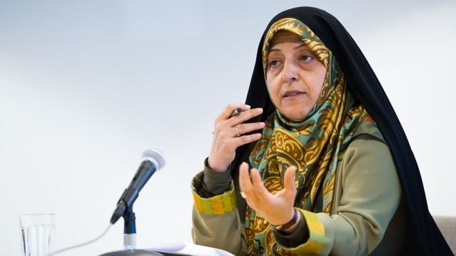 Masoumeh Ebtekar Environmental Challenges and Opportunities Lecture by Dr