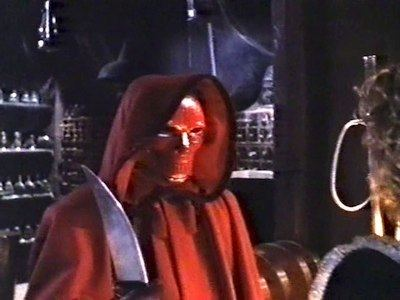 Masque of the Red Death (1989 film) MASQUE OF THE RED DEATH