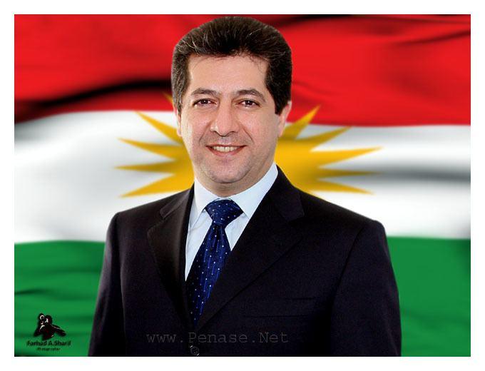 Masrour Barzani masrour barzani kurdistan Pnase