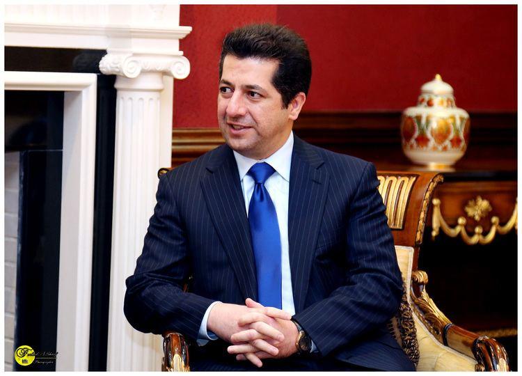 Masrour Barzani Masrour Barzani Facebook Last Wikipedia Change