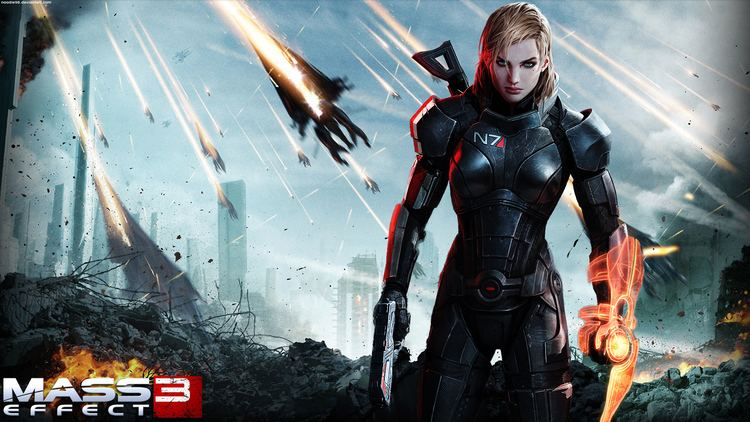 Mass Effect 3 Mass Effect 3 Some Things Are Inevitable The LauraKBuzz Network
