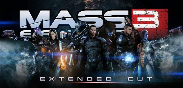 Mass Effect 3 BioWare Mass Effect Extended Cut