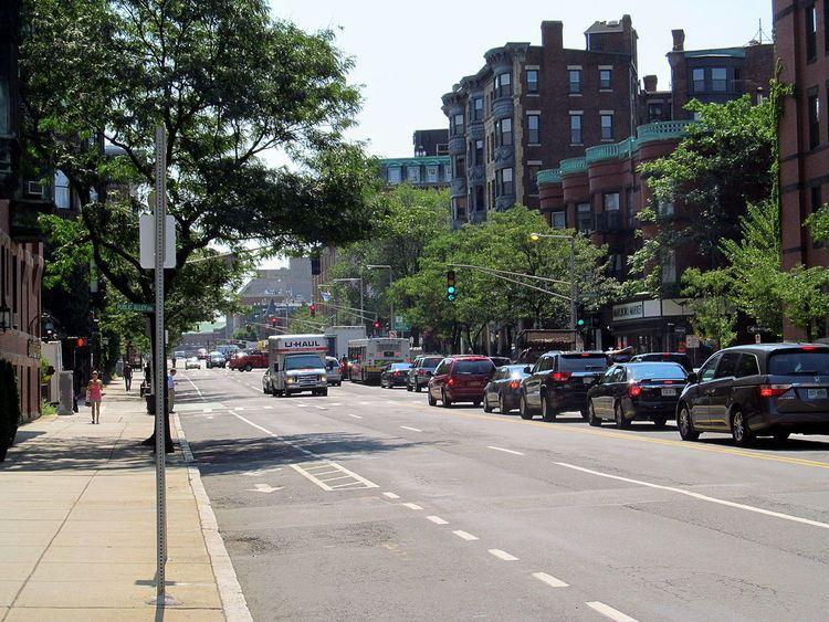 Massachusetts Avenue (metropolitan Boston)