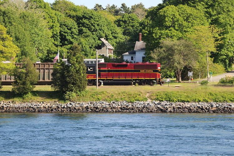 Massachusetts Coastal Railroad