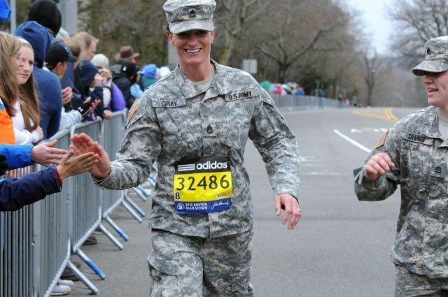 Massachusetts National Guard National Guard supports 2015 Boston Marathon Article The United