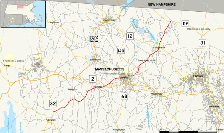 Massachusetts Route 101