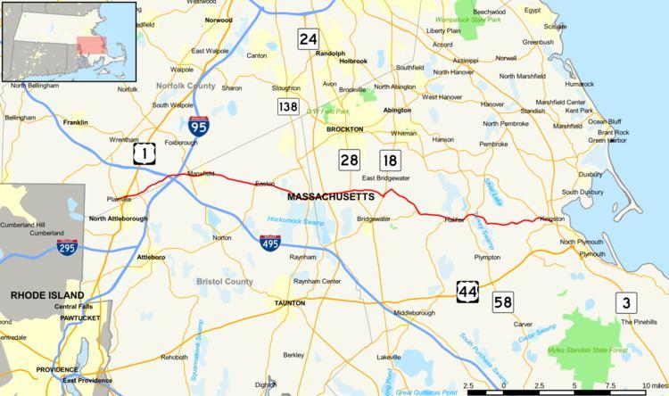 Massachusetts Route 106
