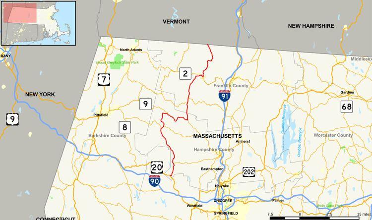 Massachusetts Route 112