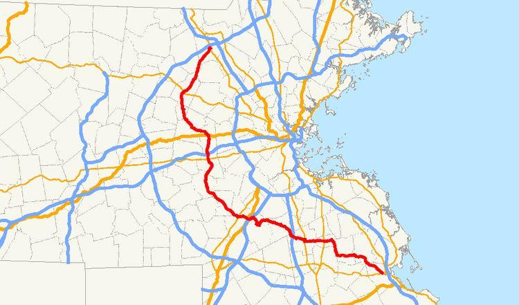 Massachusetts Route 27