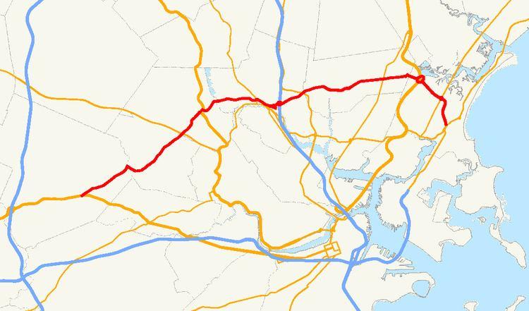 Massachusetts Route 60