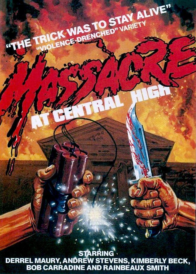 Massacre at Central High Massacre at Central High Bluray
