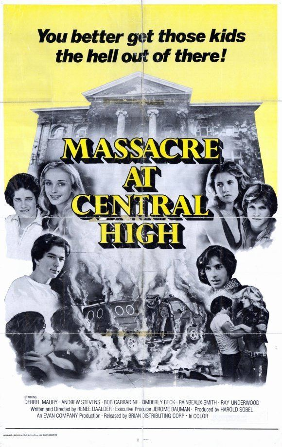 Massacre at Central High Films that you probably havent seen but definitely should 7