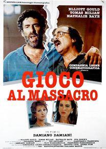 Gioco al massacro movie poster