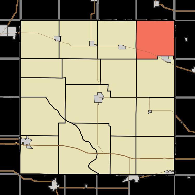 Massillon Township, Cedar County, Iowa