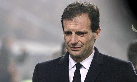 Massimiliano Allegri Milan sack Massimiliano Allegri as coach following