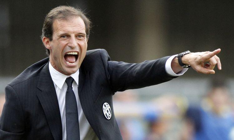 Massimiliano Allegri Juventus coach Allegri starts with win at Chievo Yahoo News