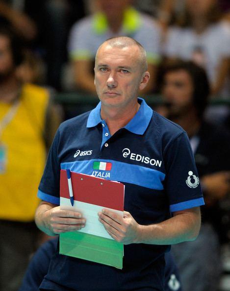 Massimo Barbolini Massimo Barbolini Photos Women Volleyball European