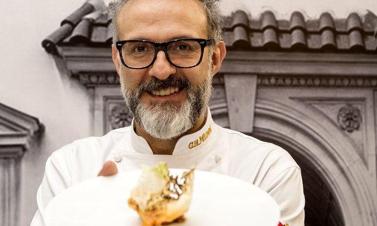 Massimo Bottura Charlamos con Massimo Bottura chef del Mejor restaurante del mundo