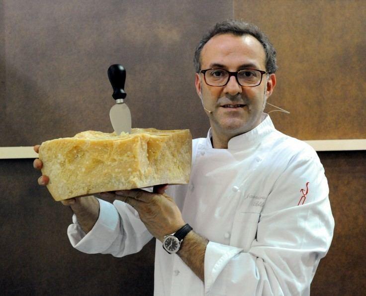 Massimo Bottura MichelinStarred Chef Massimo Bottura Opens Restaurant in Istanbul