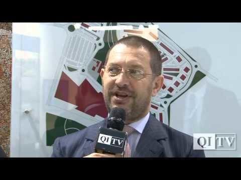 Massimo Brunelli IdeaFIMIT di Massimo Brunelli Intervista a EIRE 2013 YouTube