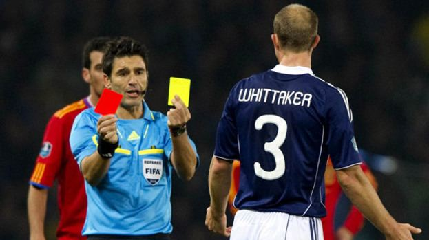 Massimo Busacca Controversial referee to officiate Rangers v Manchester