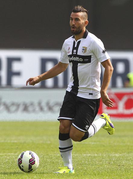 Massimo Coda Massimo Coda Photos AC Chievo Verona v Parma FC Serie