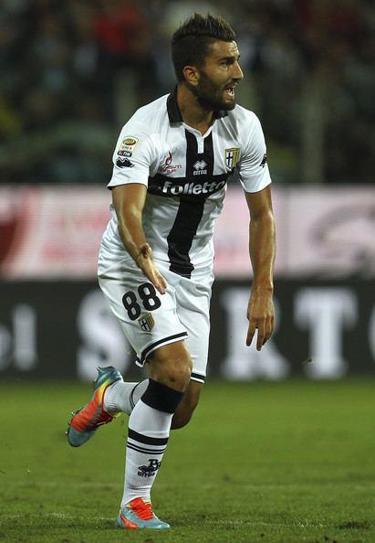 Massimo Coda Massimo Coda Pictures Parma FC v AC Milan Serie A Zimbio