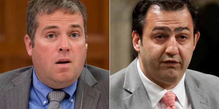Massimo Pacetti 2 Liberal MPs Suspended From Caucus After Sexual